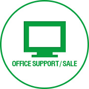 Office Support / Product Sales